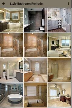 Bathroom Remodel screenshot 2