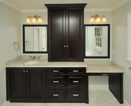 Bathroom Cabinets Design apk screenshot