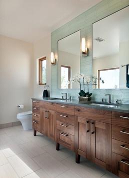 Bathroom Vanity Design Ideas poster