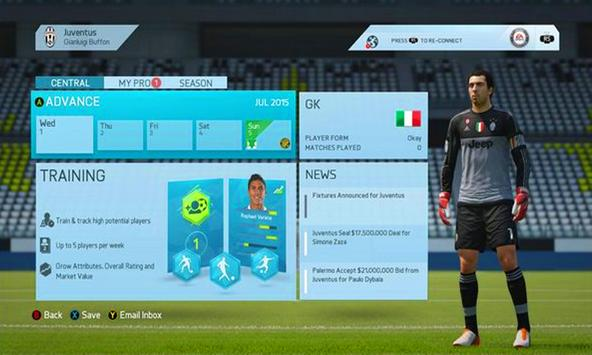 Free New FIFA 16 Tips poster