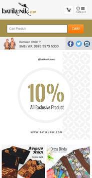 BatikUnik.com poster
