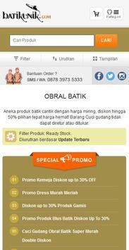 BatikUnik.com screenshot 3