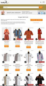 BatikUnik.com screenshot 6