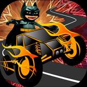 BatKid Racing Rush icon