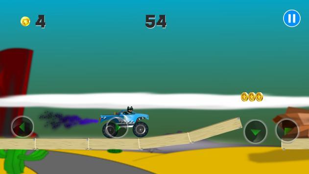 BatKid Racing Rush apk screenshot