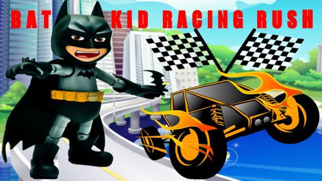 BatKid Racing Rush poster
