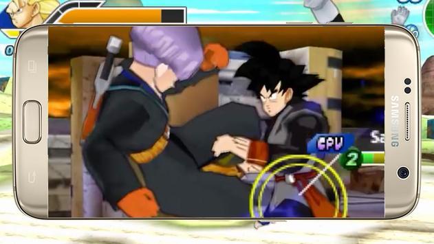 God of Goku: Saiyan Black screenshot 1