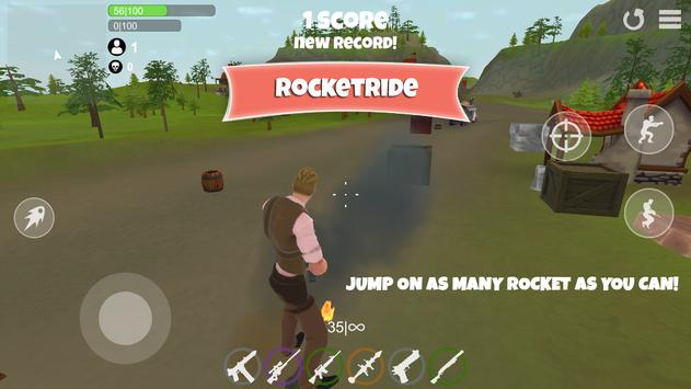 Battle Royale Fort Practice screenshot 2