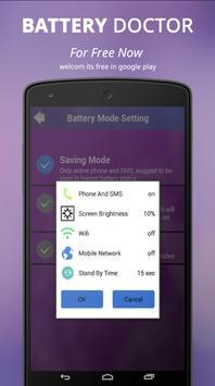 Battery Doctor ( Power Saver ) apk screenshot