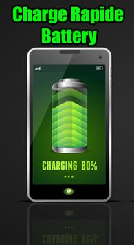 Batterie Charge Rapide ×5 poster