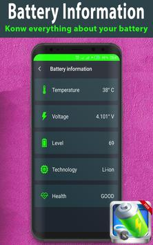 Fast Charge - Fast Battery Charger & Battery Saver screenshot 2