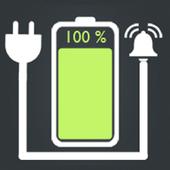 Battery Full Alarm Pro icon