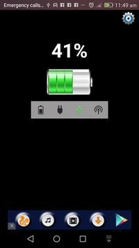 Battery Full Alarm Pro poster