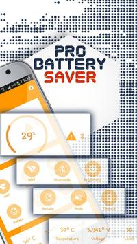 Pro Battery Saver poster