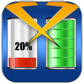 Battery saver 360 - cleaner icon