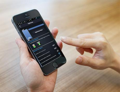 Battery saver 360 - cleaner screenshot 1