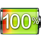 battery indicator free icon