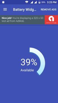 Battery Status screenshot 1