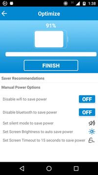 Battery Saver HD & Task Killer apk screenshot