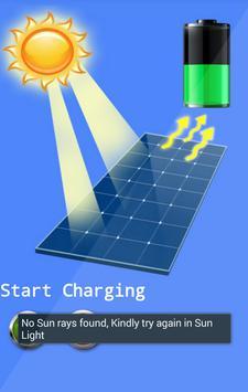 Solar Battery Charger Prank apk screenshot