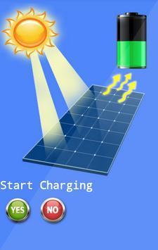 Solar Battery Charger Prank screenshot 1