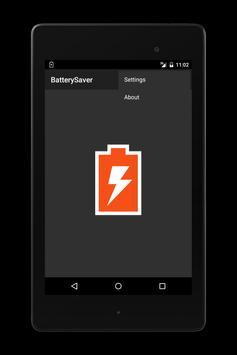 Battery Saver Mode (Lollipop) apk screenshot