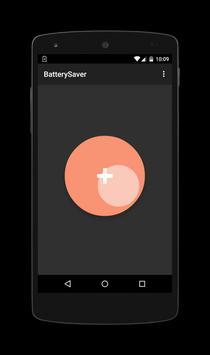 Battery Saver Mode (Lollipop) poster