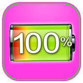 Battery Saver for Girls icon