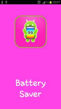 Battery Saver for Girls poster