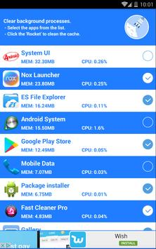Battery Cleaner Pro screenshot 4