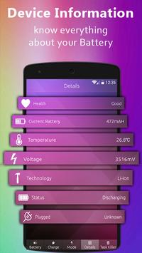 Fast Battery Charger & Saver For Poor Battery life screenshot 4