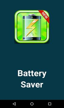 Battery Saver Charger. poster