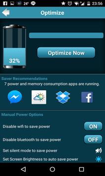 Battery Saver Charger. screenshot 2