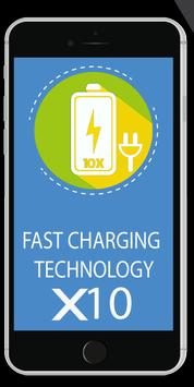 Super Ultra Fast Charger  | Ultra Fast Charging 5X poster