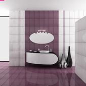 Bath Tile Ideas Decorations icon