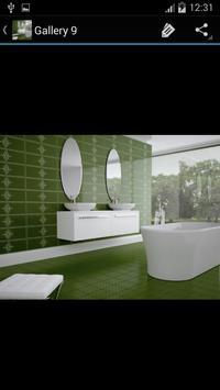 Bath Tile Ideas Decorations screenshot 3