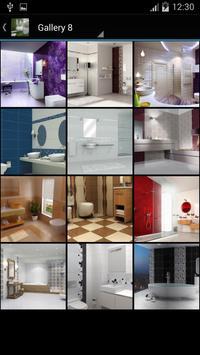 Bath Tile Ideas Decorations screenshot 4