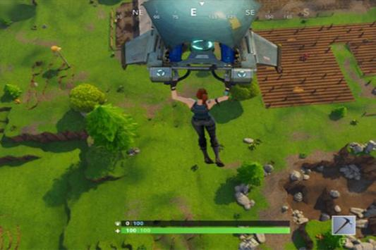 Guide New Fortnite Battle Royale 2018 screenshot 4