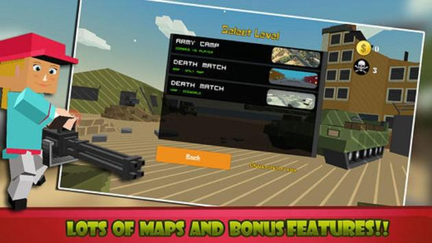 Pixel Gun 3D for Android - APK Download