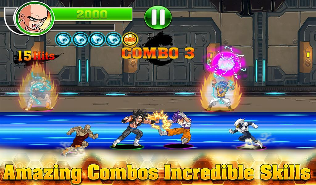 Legend Battle Dragon Saiyan for Android - APK Download