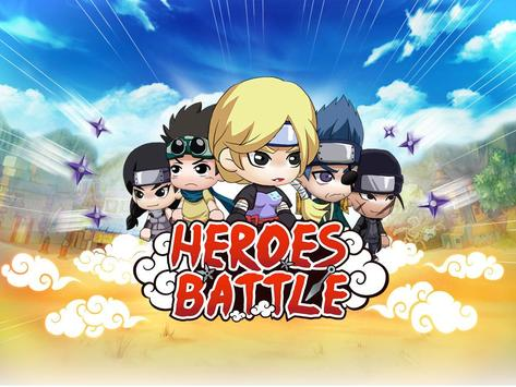 Heroes Battle poster