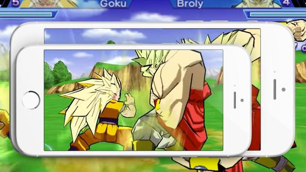Battle Of Z: Xenoverse Fusion apk screenshot