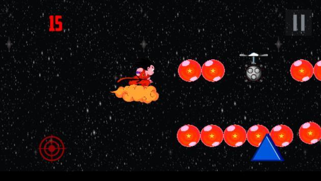 Super Goku space Z screenshot 4