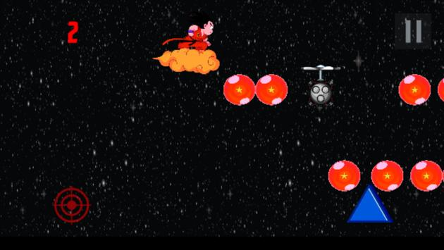 Super Goku space Z screenshot 8
