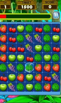 Pk Fruit Battle poster