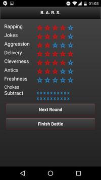 B.A.R.S. BattleRap Scorer screenshot 4