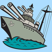 Battleship War Lite icon