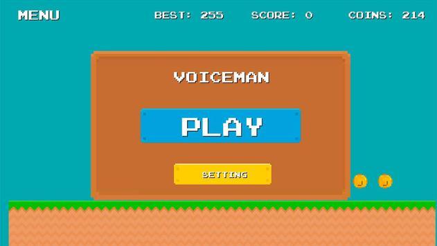 Eighth Note - Voiceman apk screenshot