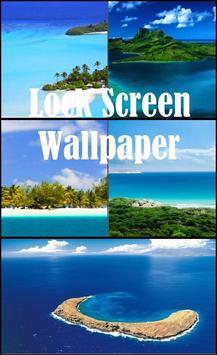 Island Paradise Lock Screen poster