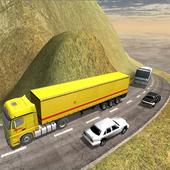 Mountain Truck Climb icon